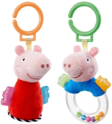 PEPPA PIG ACTIVITY TWIN PACK,  Book