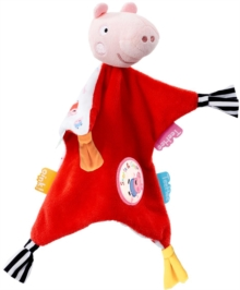 PEPPA PIG COMFORT BLANKET,  Book