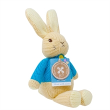 KNITTED PETER RABBIT,  Book