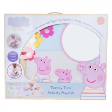 PEPPA PIG BABY PLAYMAT,  Book