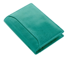 FILOFAX POCKET SLIM LOCKWOOD AQUA ORGANI,  Book