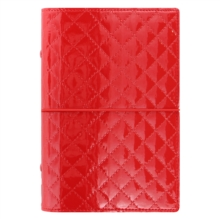 PERSONAL DOMINO LUXE ORGANISER RED,  Book