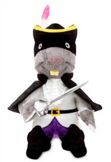 HIGHWAY RAT 9 PLUSH TOY,  Book
