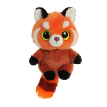 YooHoo Hapee Red Panda Soft Toy 12cm, General merchandize Book