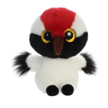 YooHoo Alvin Whopping Crane Soft Toy 12cm, General merchandize Book