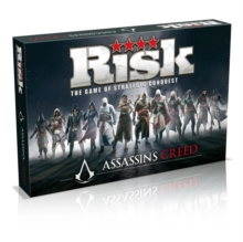 Assassins Creed Risk Board Game, Toy Book