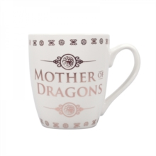 GOT - Mother Of Dragons Mug, General merchandize Book