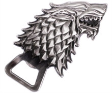 GOT - Stark Direwolf Bottle Opener, General merchandize Book