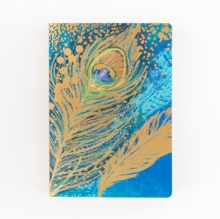 OPIUMA5 NOTEBOOKPEACOCK,  Book