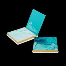 AQUA MARINESTICKY NOTES,  Book