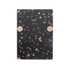 Nikki Strange A5 Constellations Notebook, Notebook / blank book Book