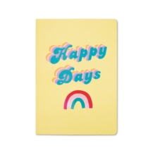 TRENDA5 NOTEBOOKHAPPY DAYS,  Book