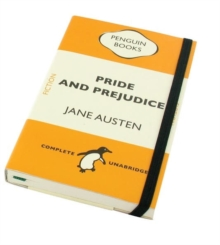 PRIDE AND  PREJUDICE NOTEBOOK,  Book