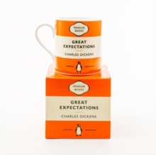 GREAT EXPECTATIONS MUG ORANGE,  Book