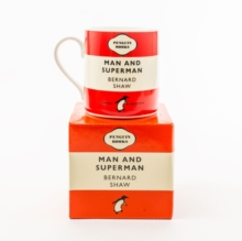 MAN & SUPERMAN MUG RED,  Book