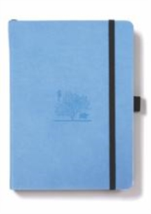 Dingbats Earth Sky Blue Great Barrier Reef Journal - Dotted, Paperback Book