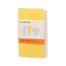 MOLESKINE EXTRA SMALL VOLANT SUNFLOWER Y, Notebook / blank book Book