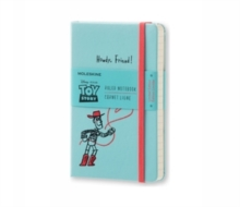 MOLESKINE TOY STORY LIMITED EDITION LIGH, Hardback Book