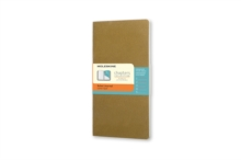 MOLESKINE CHAPTERS JOURNAL TAWNY OLIVE S, Notebook / blank book Book