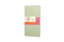 MOLESKINE CHAPTERS JOURNAL MIST GREEN SL, Notebook / blank book Book