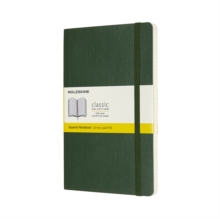 LARGE SQUARED SOFTCOVER NOTEBOOK MYRTLE, Paperback Book