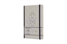 Moleskine Time Notebook Limited Collection Black Large Ruled Notebook Hard, Paperback Book