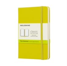 Moleskine Dandelion Yellow Notebook Pocket Plain Hard, Paperback Book