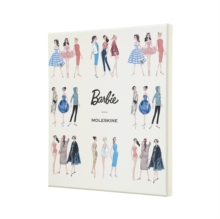 Moleskine Barbie Collectors Limited Edition Notebook Large Ruled, Paperback Book