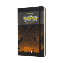 Moleskine Pokemon Charmander Limited Edition Notebook Large Ruled, Paperback Book