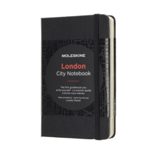 Moleskine City Notebook London Pocket Hard, Paperback Book
