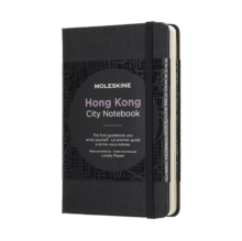 Moleskine City Notebook Hong Kong Pocket Hard, Paperback Book