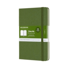 TWOGO NTBLACK MED RP GRASS GREEN,  Book