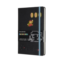 LIMITED EDITION NOTEBOOK SUPER MARIO LAR,  Book