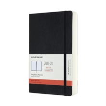 MOLESKINE 2020 18MONTH DAILY LARGE SOFTC, Paperback Book