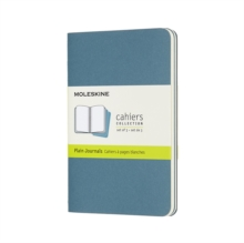 MOLESKINE POCKET PLAIN CAHIER JOURNALS B,  Book