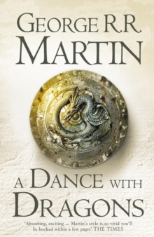 A Dance With Dragons, Hardback Book