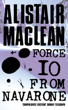 Force 10 from Navarone, Paperback Book