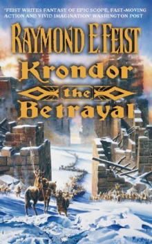 Krondor: The Betrayal, Paperback / softback Book