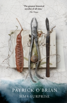 HMS Surprise, Paperback / softback Book