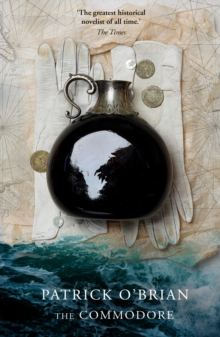The Commodore, Paperback / softback Book