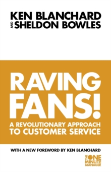 Raving Fans!, Paperback / softback Book
