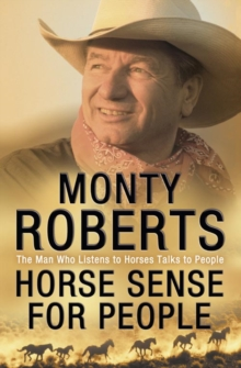 Horse Sense for People, Paperback Book