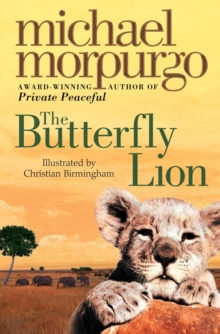 The Butterfly Lion, Paperback Book