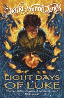 Eight Days of Luke, Paperback Book