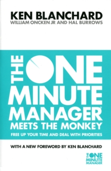 The One Minute Manager Meets the Monkey, Paperback / softback Book