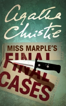 Miss Marple's Final Cases, Paperback Book