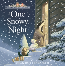 One Snowy Night, Paperback Book
