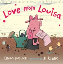 Love From Louisa, Paperback Book