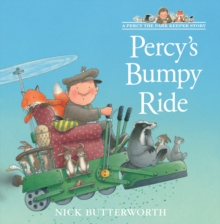 Percy's Bumpy Ride, Paperback Book