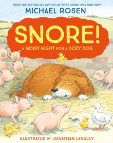 Snore!, Paperback Book